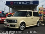 Used NISSAN CUBE CUBIC Ref 129618