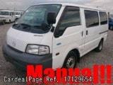 Used MAZDA BONGO VAN Ref 129654