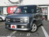 Used NISSAN CUBE Ref 129963