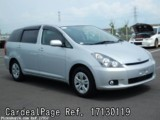 Used TOYOTA WISH Ref 130119