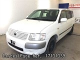Used TOYOTA SUCCEED WAGON Ref 131339