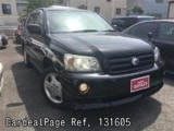 Used TOYOTA KLUGER Ref 131605