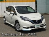Used NISSAN NOTE Ref 131802