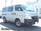 Used NISSAN CARAVAN VAN Ref 132166