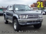 Used TOYOTA HILUX Ref 133540