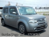 Used NISSAN CUBE Ref 134713
