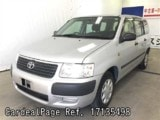 Used TOYOTA SUCCEED WAGON Ref 135498