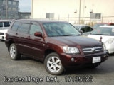 Used TOYOTA KLUGER Ref 135626