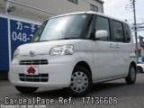 Used DAIHATSU TANTO Ref 136608