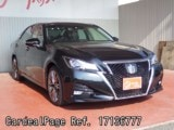 Used TOYOTA CROWN ATHLETE Ref 136777