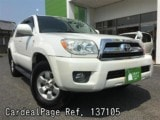 Used TOYOTA HILUX SURF Ref 137105