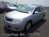 Used TOYOTA ALLION Ref 137209