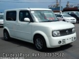 Used NISSAN CUBE CUBIC Ref 137510