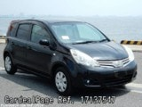 Used NISSAN NOTE Ref 137547