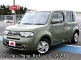 Used NISSAN CUBE Ref 137891