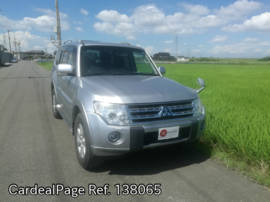 2011/Jul Used MITSUBISHI PAJERO (MONTERO / SHOGUN) LDA-V98W Engine