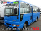 Used NISSAN CIVILIAN Ref 138275