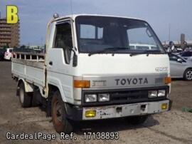 TOYOTA TOYOACE BU60 Big1