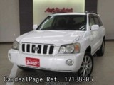 Used TOYOTA KLUGER Ref 138905