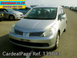 Used NISSAN TIIDA LATIO Ref 139013
