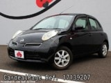 Used NISSAN MARCH BOX Ref 139207