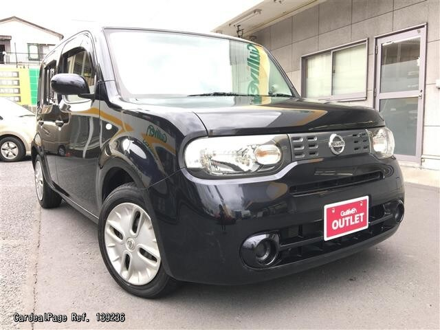 2010 mar d 39 occasion nissan cube dba z12 ref no 17139236 voitures d 39 occasion japonaises. Black Bedroom Furniture Sets. Home Design Ideas