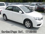 Used TOYOTA ALLION Ref 139408