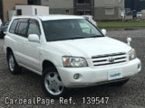 Used TOYOTA KLUGER Ref 139547
