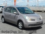Used NISSAN NOTE Ref 139569