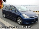 Used TOYOTA WISH Ref 140856