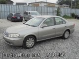 Used NISSAN BLUEBIRD SYLPHY Ref 141850