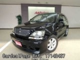 Used TOYOTA HARRIER Ref 142437