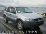 Used FORD FORD ESCAPE Ref 143470