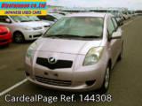 Used TOYOTA VITZ Ref 144308