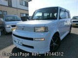 Used TOYOTA BB Ref 144312
