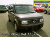 Used NISSAN CUBE Ref 145717