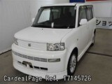 Used TOYOTA BB Ref 145726