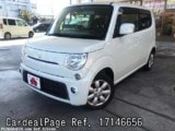 Used SUZUKI MR WAGON Ref 146656