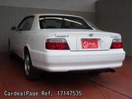 TOYOTA CHASER JZX100 Big2