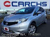 Used NISSAN NOTE Ref 147911