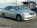 Used TOYOTA MARK II QUALIS Ref 148555