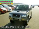 Used MITSUBISHI PAJERO MINI Ref 149031