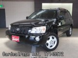 Used TOYOTA KLUGER Ref 149972