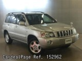 Used TOYOTA KLUGER Ref 152962