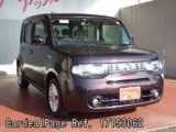 Used NISSAN CUBE Ref 153062