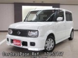 Used NISSAN CUBE CUBIC Ref 153167