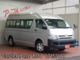 Used TOYOTA HIACE COMMUTER Ref 153177