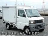 Used MITSUBISHI MINICAB TRUCK Ref 153270