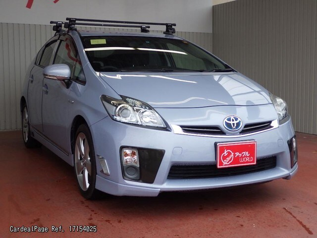 2010 jan d 39 occasion toyota prius daa zvw30 ref no 154025. Black Bedroom Furniture Sets. Home Design Ideas