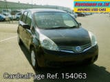 Used NISSAN NOTE Ref 154063